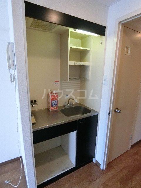 シティパレス名島公園前 103号室のキッチン