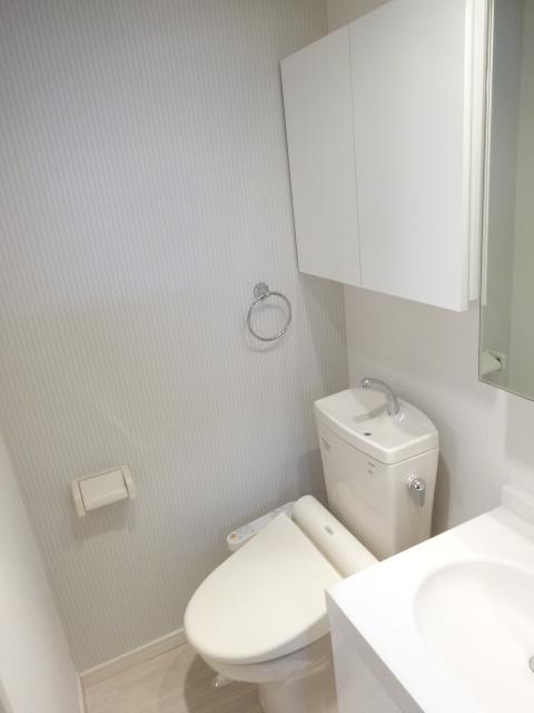エスカール 202号室のトイレ