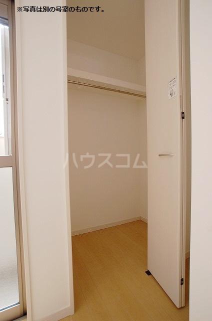 あーばんらいふ箱崎 103号室の収納