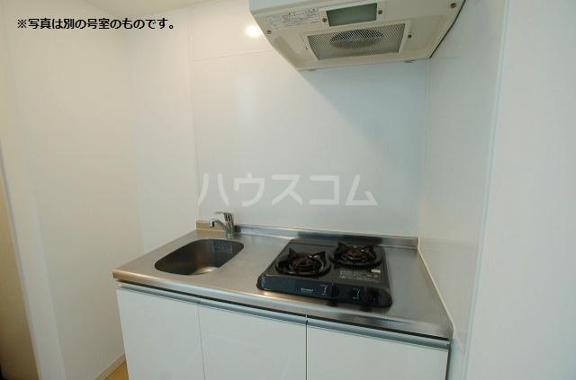 あーばんらいふ箱崎 103号室のキッチン