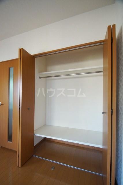 HF天神東レジデンス 302号室の収納