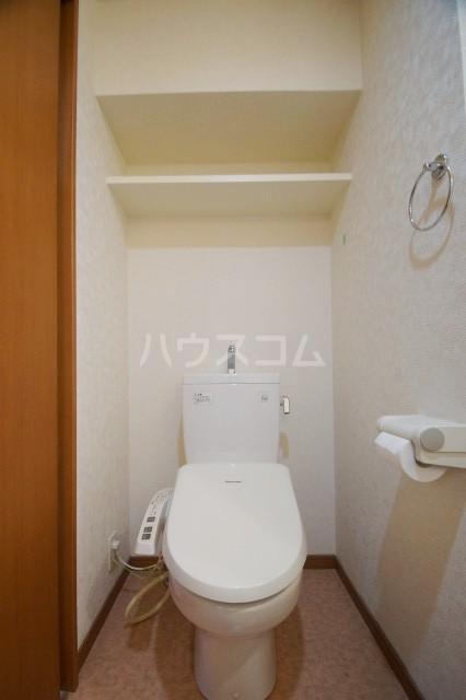 HF天神東レジデンス 302号室のトイレ