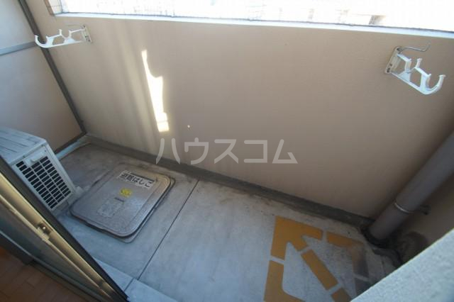 HF天神東レジデンス 302号室のバルコニー