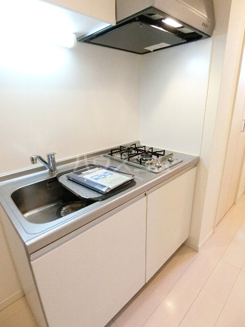 グランビル箱崎 201号室のキッチン