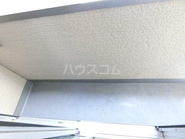 グランビル箱崎 201号室のバルコニー