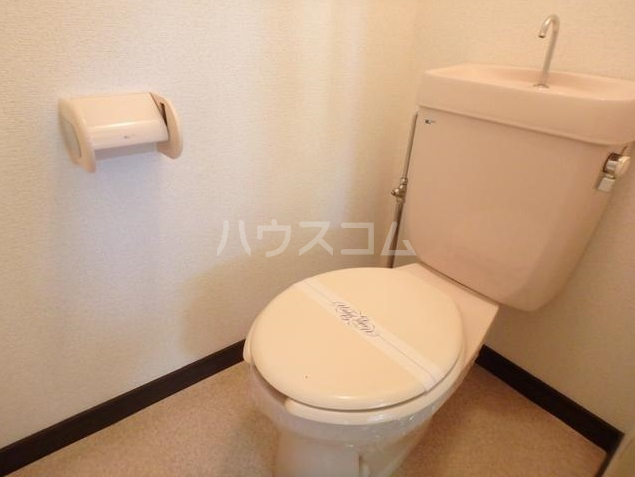 エミネンス藤 301号室のトイレ