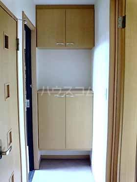グレイス花ヶ浦 A棟 102号室の玄関