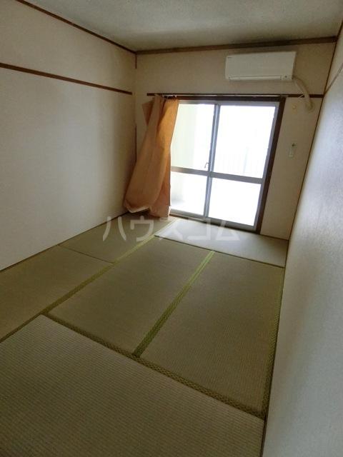 第一小舘ビル 401号室のベッドルーム