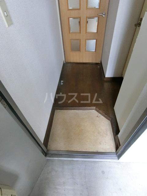 サンフィールド千代 801号室の玄関