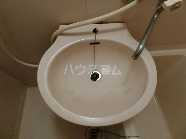 サンフィールド千代 801号室の洗面所