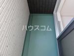 CB箱崎アンジュ 1 201号室のバルコニー