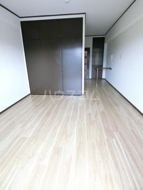 レジデンスコア 310号室のベッドルーム