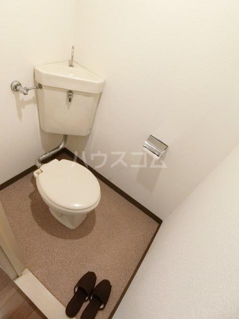 レジデンス香椎 203号室のトイレ