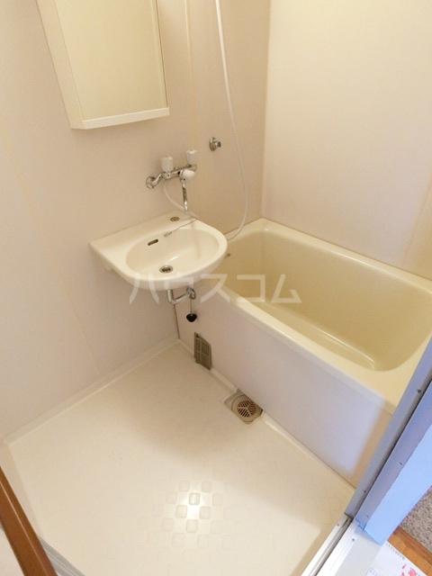 レジデンス松島 108号室の風呂