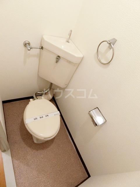 レジデンス松島 108号室のトイレ