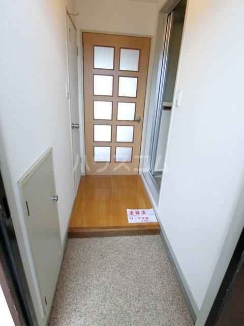 レジデンス松島 108号室の玄関