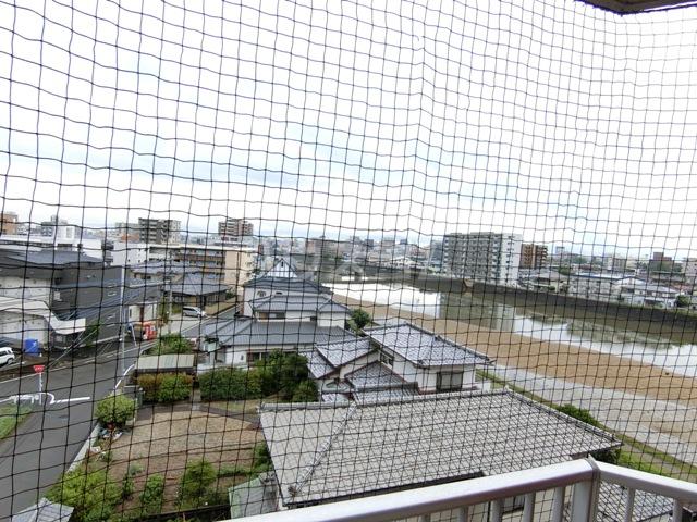レジデンス松島 108号室の景色