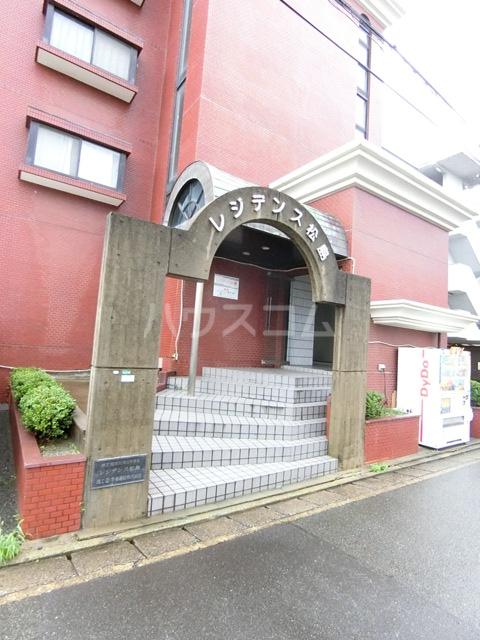レジデンス松島 108号室のエントランス