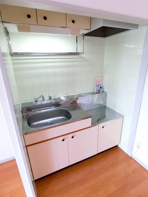 レジデンス松島 108号室のキッチン