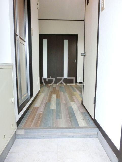 グリーンピア原田 403号室の玄関