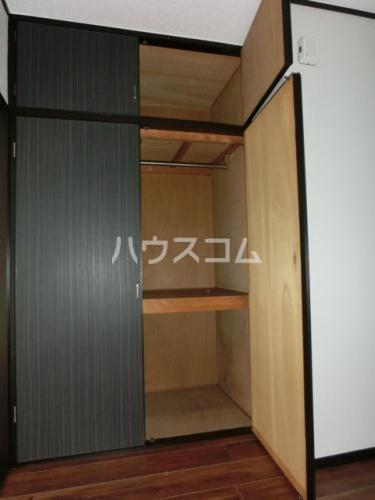 グリーンピア原田 403号室の収納