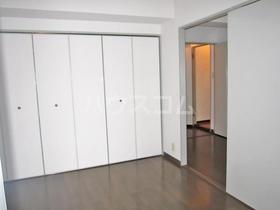 ブルースカイⅠ 601号室のベッドルーム