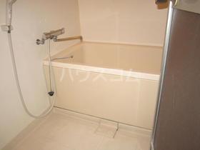 ブルースカイⅠ 601号室の風呂