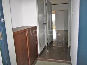 ブルースカイⅠ 601号室の玄関