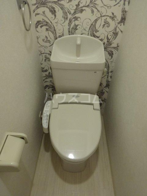 エリザベート博多 102号室のトイレ