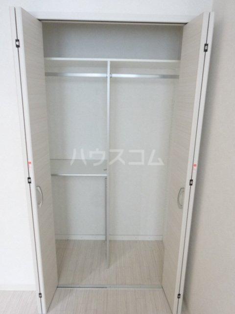 エリザベート博多 102号室の収納