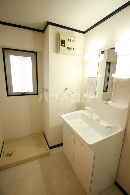 デコール欅 303号室の洗面所