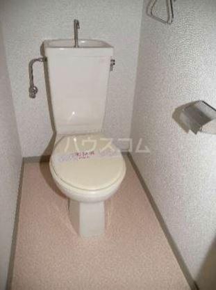 デコール欅 303号室のトイレ