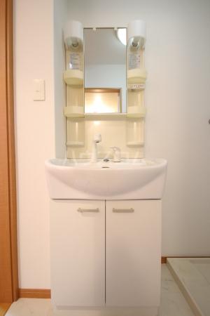クライムヒルズ 107号室の洗面所