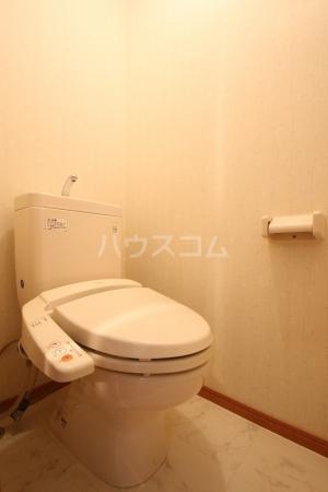 クライムヒルズ 107号室のトイレ