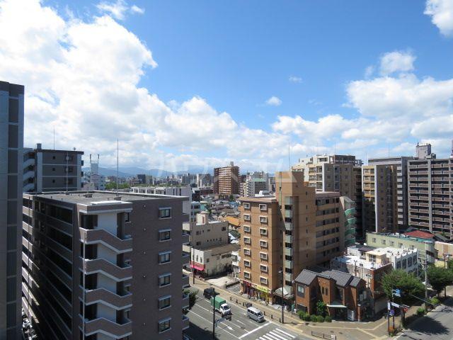 サンロージュ箱崎駅前 1001号室の景色