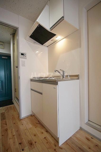 アバンダント85 201号室のキッチン