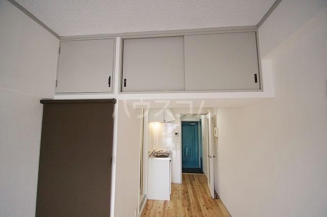 アバンダント85 201号室の収納