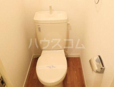 フジタイガービル 705号室のトイレ