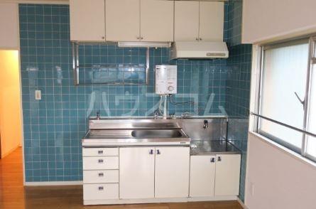 フジタイガービル 705号室のキッチン