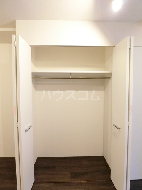 Branche箱崎宮前 101号室の収納
