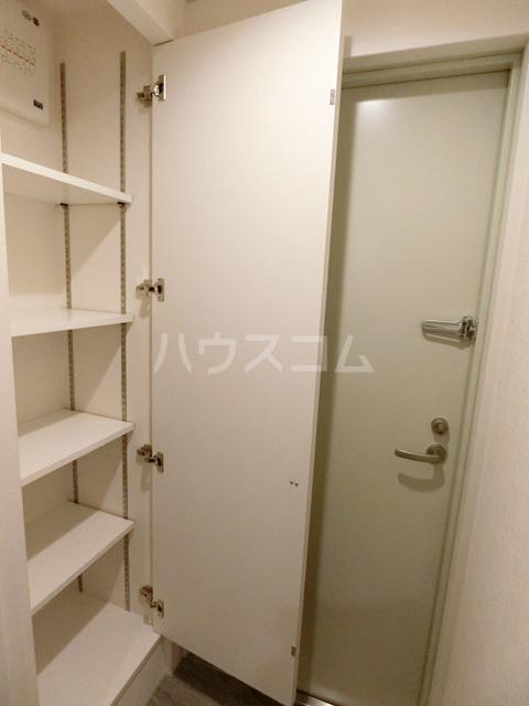 Branche箱崎宮前 301号室の玄関