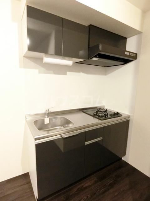 Branche箱崎宮前 401号室のキッチン