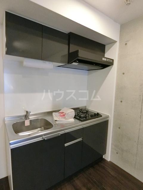 Branche箱崎宮前 406号室のキッチン