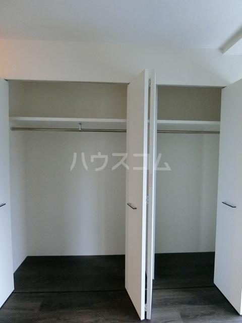 Branche箱崎宮前 406号室の収納