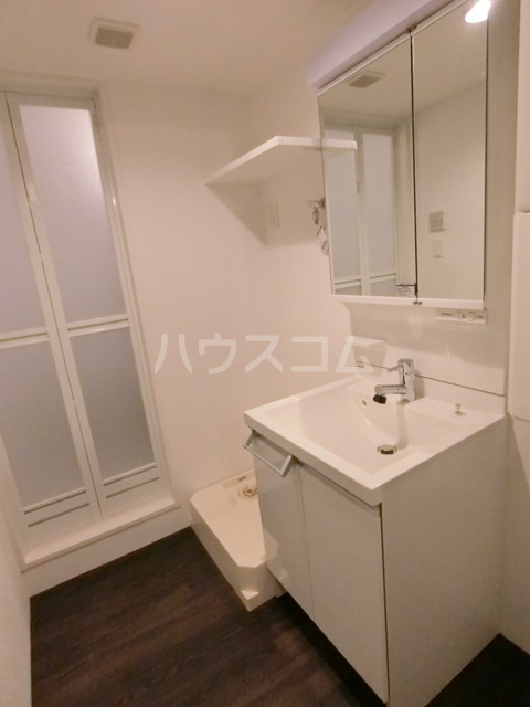 Branche箱崎宮前 406号室の洗面所