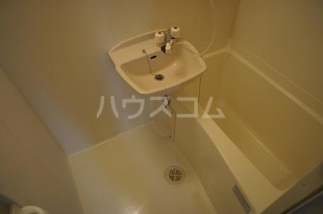 ハピネス箱崎 101号室の風呂