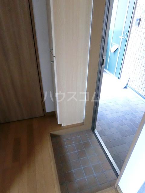 ハピネス箱崎 101号室の玄関