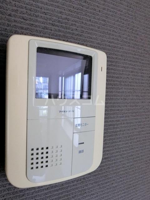 ハピネス箱崎 101号室のセキュリティ