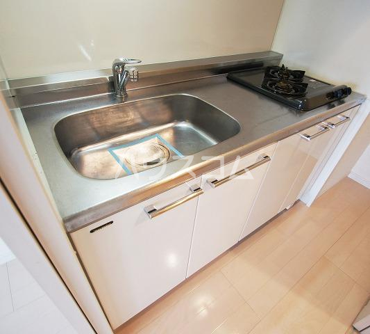 S-FORT福岡東 1008号室のキッチン