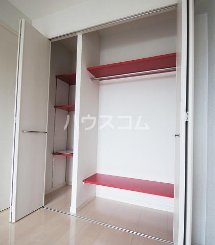 S-FORT福岡東 1008号室の収納